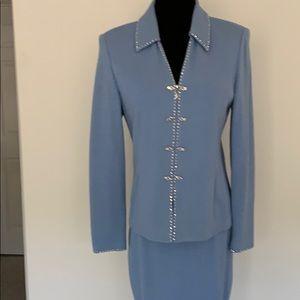 Stunningly Gorgeous St John Suit